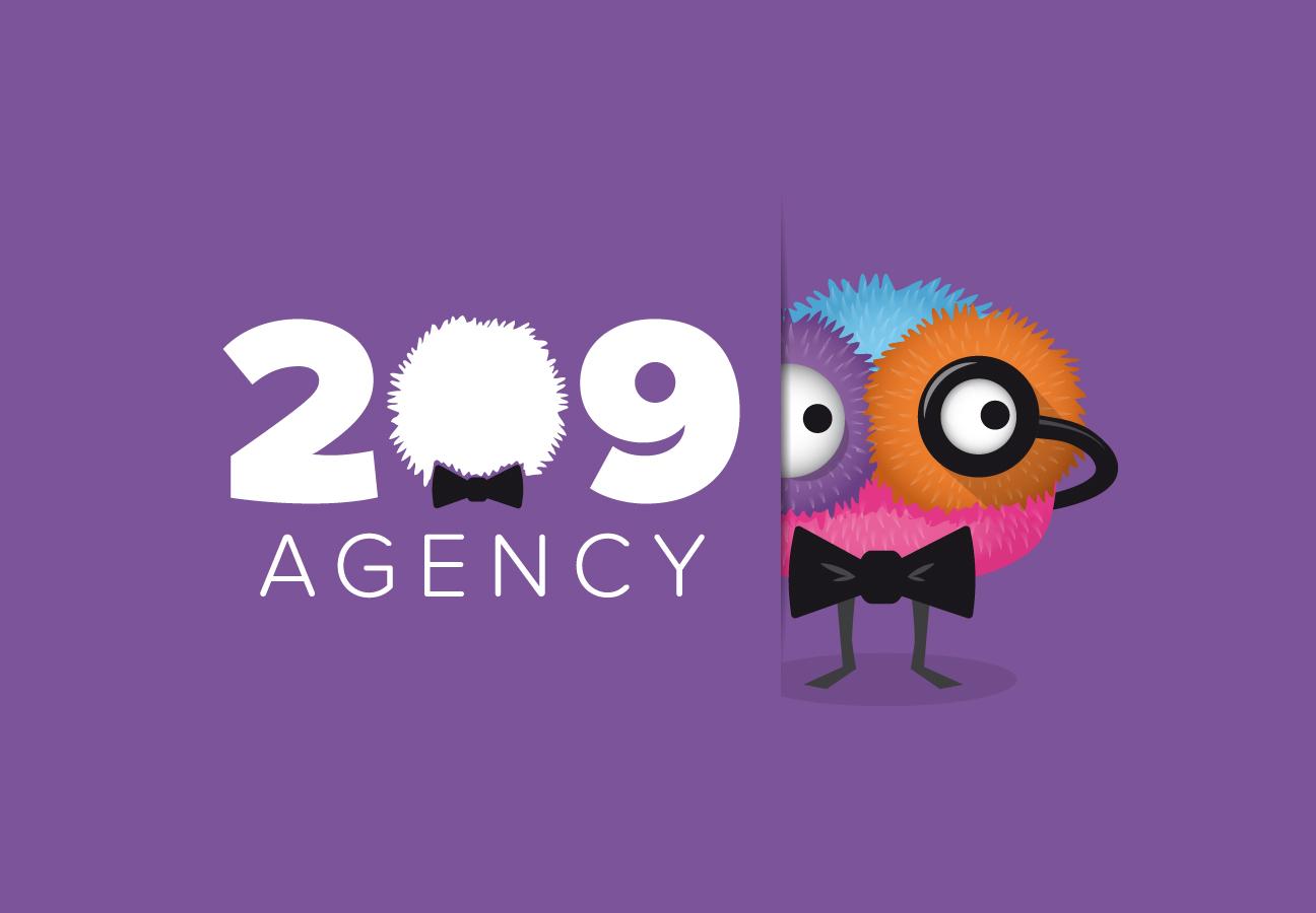 209 Agency : Identité visuelle, Logotype, Signalétique