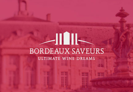 Bordeaux Saveurs : Logotype, identité visuelle, direction artistique